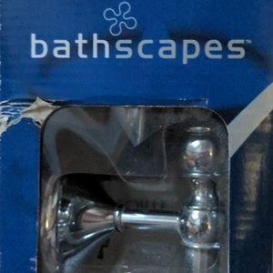 Bathscapes Stamford 18 inch Towel Bar NRW